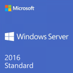 Windows Server 2016 Standard OEM (csak matrica)