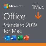 Mac Office Standard 2019